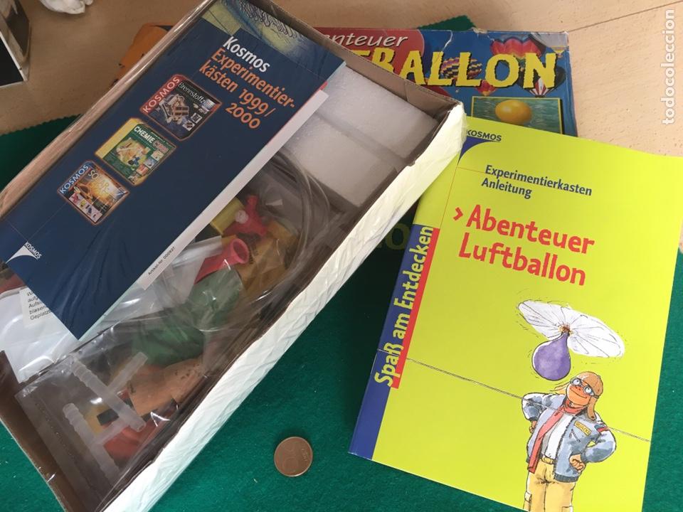 Juegos educativos: Juego de ciencia con globos, marca Kosmos - Foto 7 - 237761920