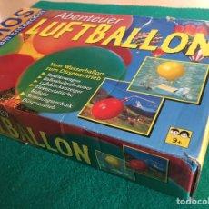 Juegos educativos: JUEGO DE CIENCIA CON GLOBOS, MARCA KOSMOS. Lote 237761920