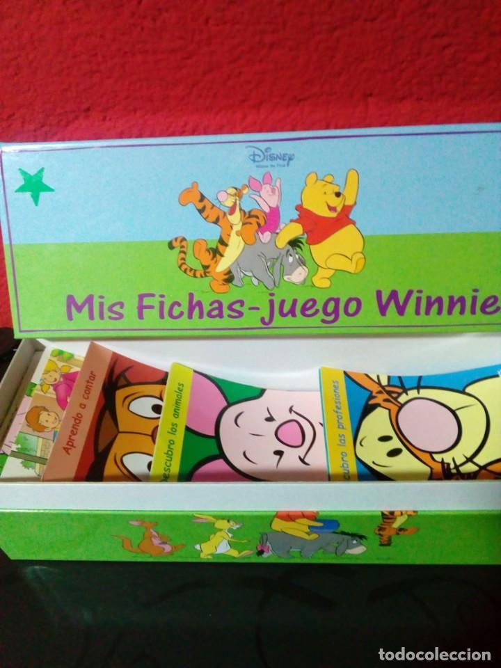 Juegos educativos: Mis fichas-juego Winnie - Foto 2 - 240365735