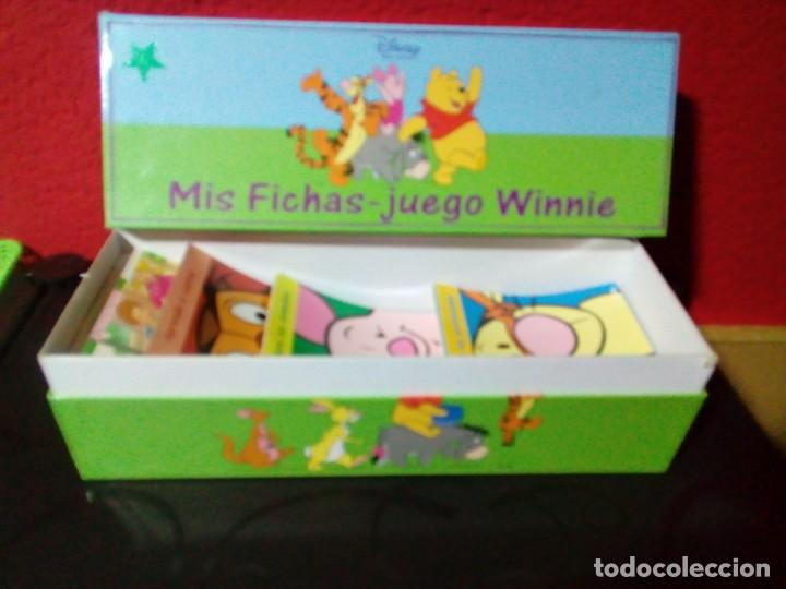 Juegos educativos: Mis fichas-juego Winnie - Foto 3 - 240365735