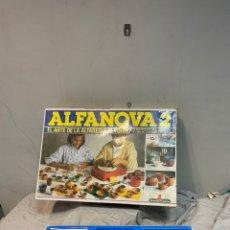 Jeux éducatifs: JUEGO ALFANOVA 2. Lote 240983705