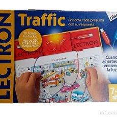 Jeux éducatifs: LECTRON TRAFFIC DE DISET AÑOS 90 REF 63814. Lote 241647830