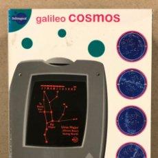 Juegos educativos: JUEGO GALILEO COSMOS PARA DESCUBRIR ESTRELLAS Y CONSTELACIONES. ITS MAGICAL.. Lote 241700045