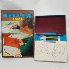 Jeux éducatifs: JUEGO EDUCATIVO REFLEX COLOR DE EDUCA, REFERENCIA 3511 + REGALO 1 CUADERNO RUBIO. Lote 242139275