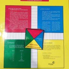 Juegos educativos: PARCHÍS ORTOGRÁFICO BESORA. Lote 242383765