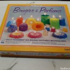 Juegos educativos: KIT CREATIF BOUGIES&PARFUMS. Lote 242398865