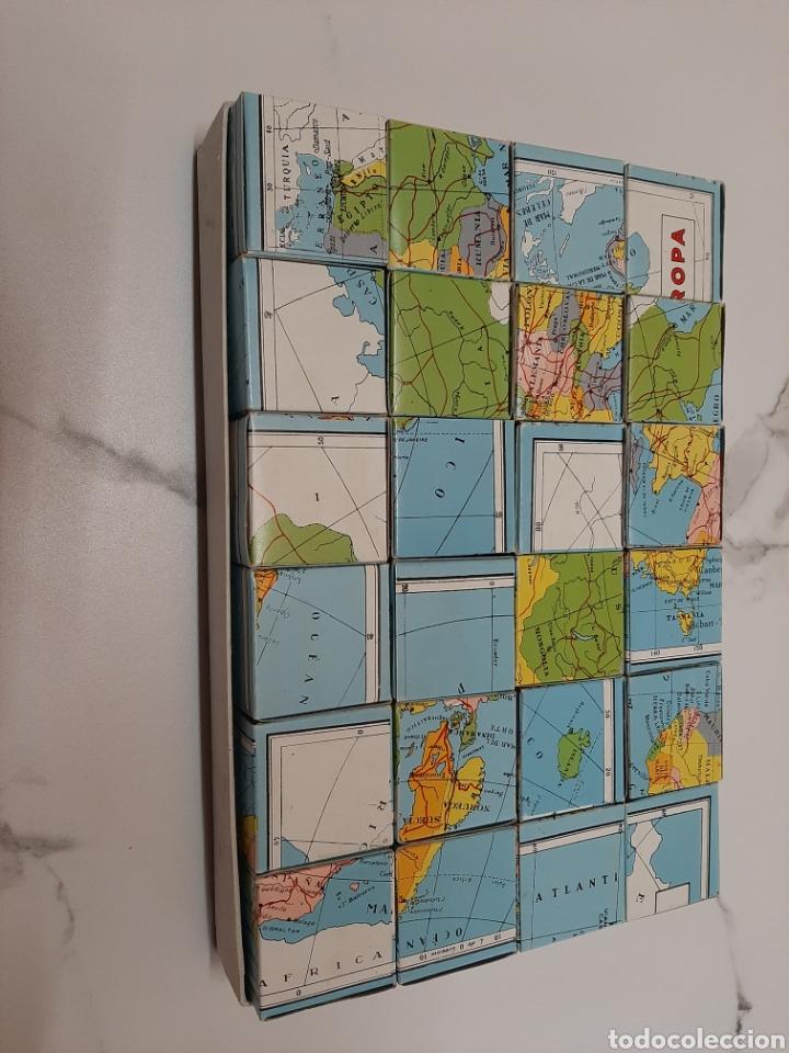 Juegos educativos: Rompecabezas geografico Borras - Foto 2 - 243412660