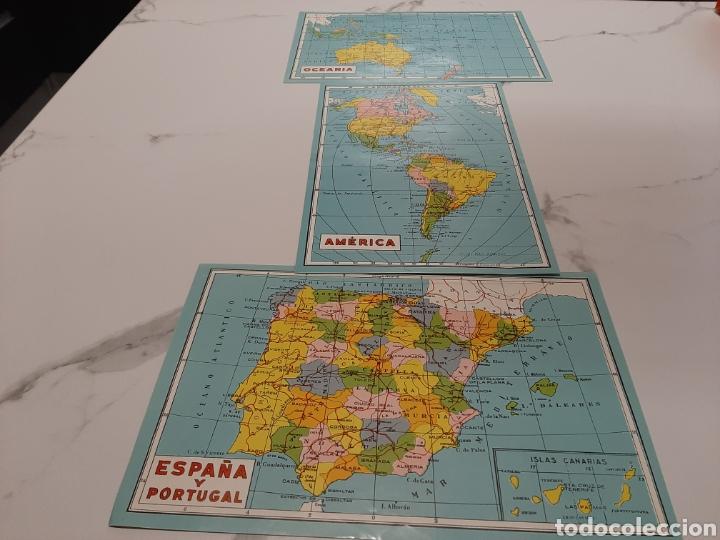 Juegos educativos: Rompecabezas geografico Borras - Foto 4 - 243412660