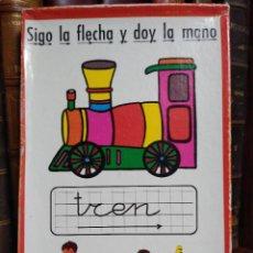 Juegos educativos: JUEGO DE MÉTODO DE LECTURA Y ESCRITURA LAMELA. EVITA Y CORRIGE LA DISLEXIA. Lote 247270275