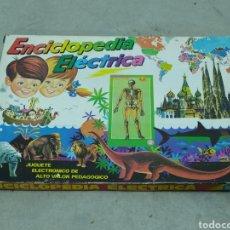 Juegos educativos: ENCICLOPEDIA ELÉCTRICA. Lote 247786645