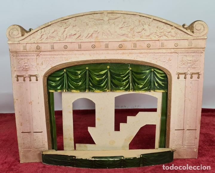 Juegos educativos: EL TEATRO DE LOS NIÑOS. MODELO CC. SEIX BARRAL. INCLUYE 8 OBRAS. CIRCA 1930. - Foto 4 - 248419960