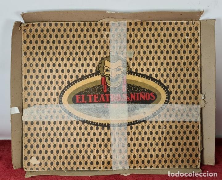 Juegos educativos: EL TEATRO DE LOS NIÑOS. MODELO CC. SEIX BARRAL. INCLUYE 8 OBRAS. CIRCA 1930. - Foto 5 - 248419960
