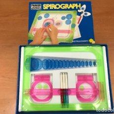 Juegos educativos: JUEGO SPIROGRAPH DE PARKER 1992. Lote 250322020