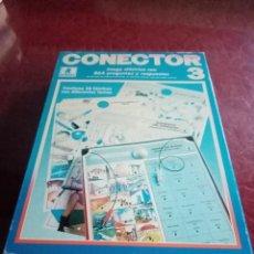 Juegos educativos: CONECTOR 3 DE BORRAS AÑOS 80. Lote 251569225
