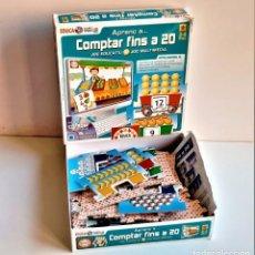 Juegos educativos: JUEGO TIPO PUZZLE. Lote 251712375