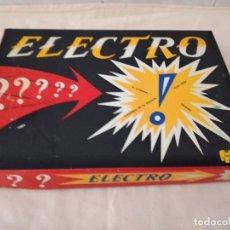 Juegos educativos: ELECTRO JUMBO, FRANCES 1960. Lote 252895350