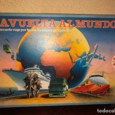 Juegos educativos: JUGUETE LA VUELTA AL MUNDO. Lote 255004680