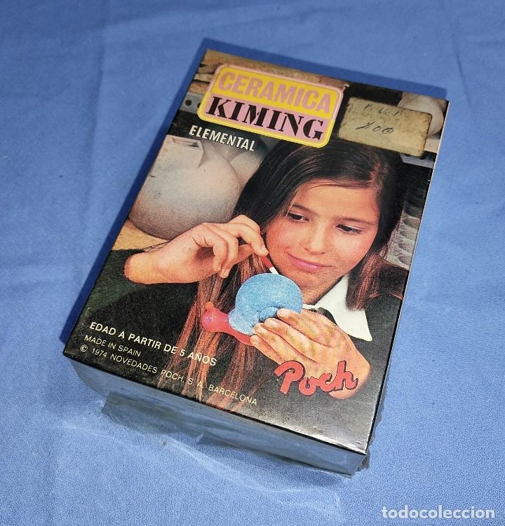 Juegos educativos: CERAMICA KIMING ELEMENTAL DE POCH A ESTRENAR - Foto 2 - 261263840