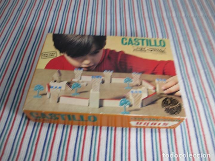 Juegos educativos: GOULA,CASTILLO CONSTRUCCION URBIS REF 607 - Foto 2 - 261999415