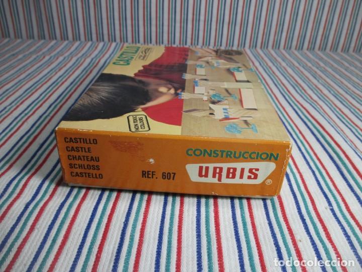Juegos educativos: GOULA,CASTILLO CONSTRUCCION URBIS REF 607 - Foto 4 - 261999415