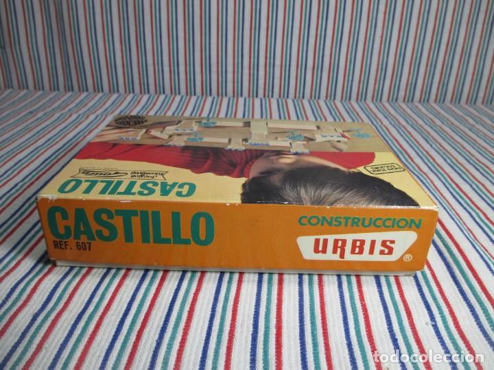 Juegos educativos: GOULA,CASTILLO CONSTRUCCION URBIS REF 607 - Foto 5 - 261999415