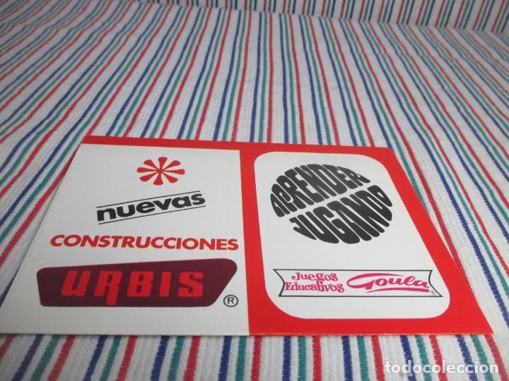 Juegos educativos: GOULA,CASTILLO CONSTRUCCION URBIS REF 607 - Foto 10 - 261999415