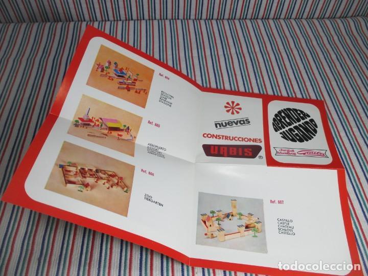Juegos educativos: GOULA,CASTILLO CONSTRUCCION URBIS REF 607 - Foto 12 - 261999415