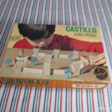Juegos educativos: GOULA,CASTILLO CONSTRUCCION URBIS REF 607. Lote 261999415