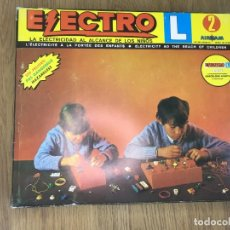 Juegos educativos: JUEGO ELECTRO L 2 DE AIRGAM. Lote 262601840