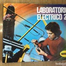 Juegos educativos: JUEGO LABORATORIO ELECTRICO 2 DE CROCKER. Lote 262603980