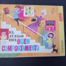 Juegos educativos: EL JUEGO DEL BUEN COMPORTAMIENTO. Lote 262713130