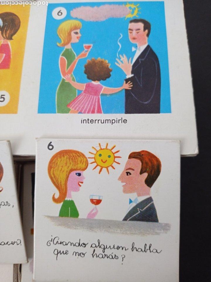 Juegos educativos: El juego del buen comportamiento.Didacta años 60 - Foto 2 - 262713130