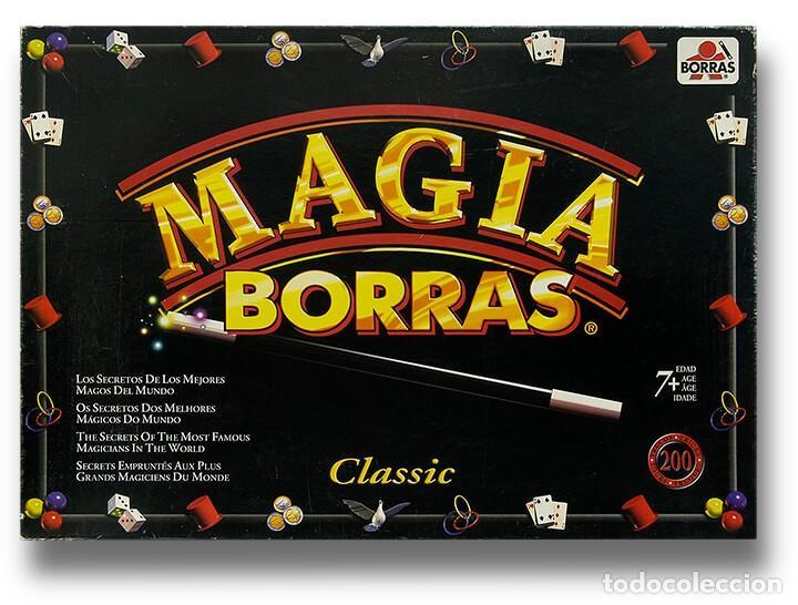 MAGIA BORRAS CLASSIC CAJA CON 200 TRUCOS JUEGOS (Juguetes - Juegos - Educativos)