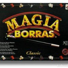 Juegos educativos: MAGIA BORRAS CLASSIC CAJA CON 200 TRUCOS JUEGOS. Lote 262719385
