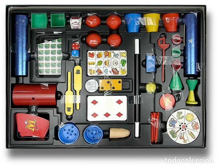 Juegos educativos: MAGIA BORRAS CLASSIC CAJA CON 200 TRUCOS JUEGOS - Foto 2 - 262719385