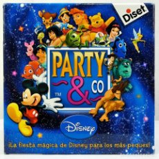 Juegos educativos: PARTY & CO DISNEY DE DISET ORIGINAL COMPLETAMENTE NUEVO. Lote 262956150