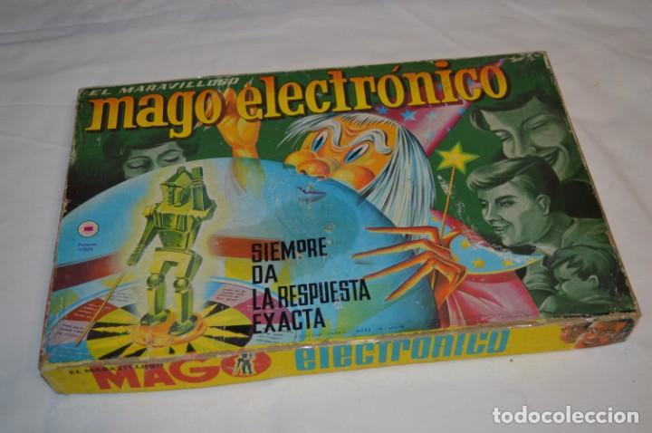 Juegos educativos: EL MARAVILLOSO MAGO ELECTRONICO - ANTIGUO JUEGO DE MESA - CEFA - ¡Mira fotos! - Foto 2 - 266140513