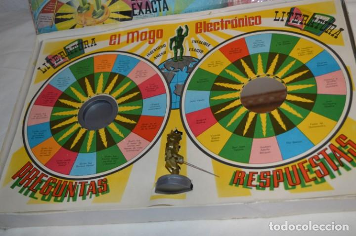 Juegos educativos: EL MARAVILLOSO MAGO ELECTRONICO - ANTIGUO JUEGO DE MESA - CEFA - ¡Mira fotos! - Foto 3 - 266140513
