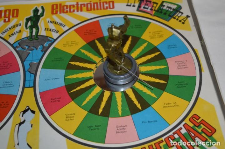 Juegos educativos: EL MARAVILLOSO MAGO ELECTRONICO - ANTIGUO JUEGO DE MESA - CEFA - ¡Mira fotos! - Foto 5 - 266140513