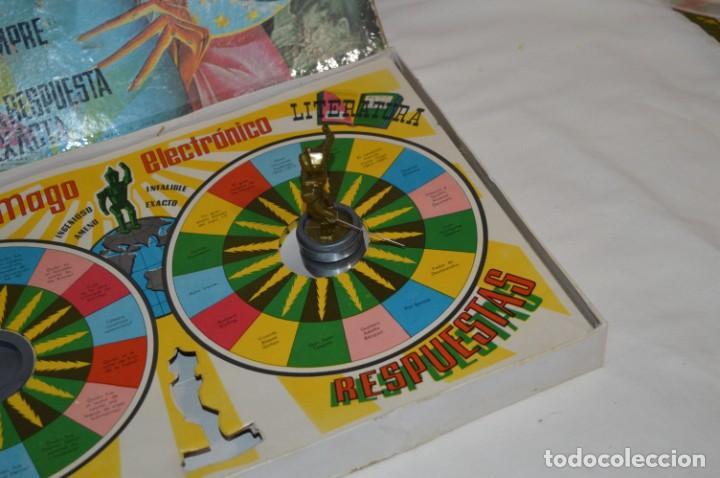 Juegos educativos: EL MARAVILLOSO MAGO ELECTRONICO - ANTIGUO JUEGO DE MESA - CEFA - ¡Mira fotos! - Foto 6 - 266140513