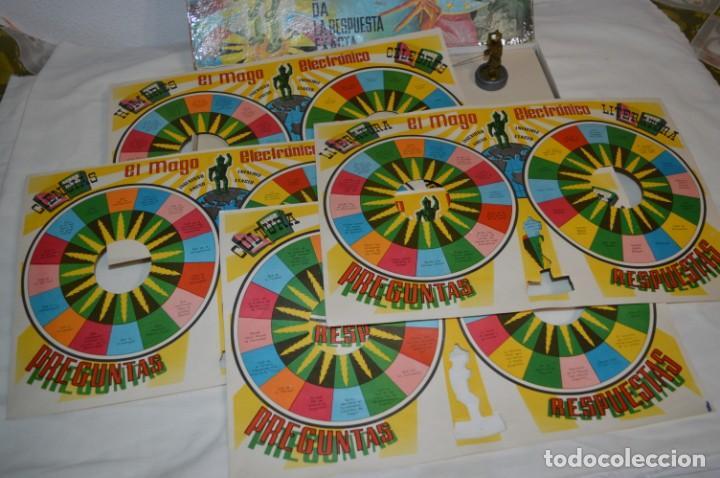 Juegos educativos: EL MARAVILLOSO MAGO ELECTRONICO - ANTIGUO JUEGO DE MESA - CEFA - ¡Mira fotos! - Foto 7 - 266140513