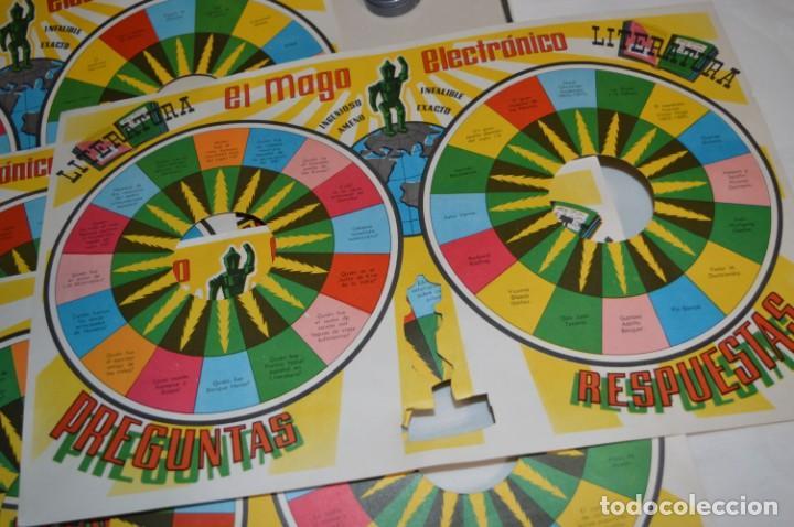 Juegos educativos: EL MARAVILLOSO MAGO ELECTRONICO - ANTIGUO JUEGO DE MESA - CEFA - ¡Mira fotos! - Foto 8 - 266140513
