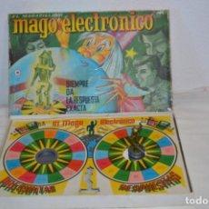 Juegos educativos: EL MARAVILLOSO MAGO ELECTRONICO - ANTIGUO JUEGO DE MESA - CEFA - ¡MIRA FOTOS!. Lote 266140513