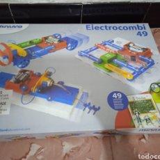 Juegos educativos: MINILAND . ELECTROCOMBI 49 EXPRIMENTOS. Lote 266334678