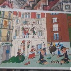 Juegos educativos: ROMPE CABEZAS DE LA PATUM DE BERGA. Lote 268716119