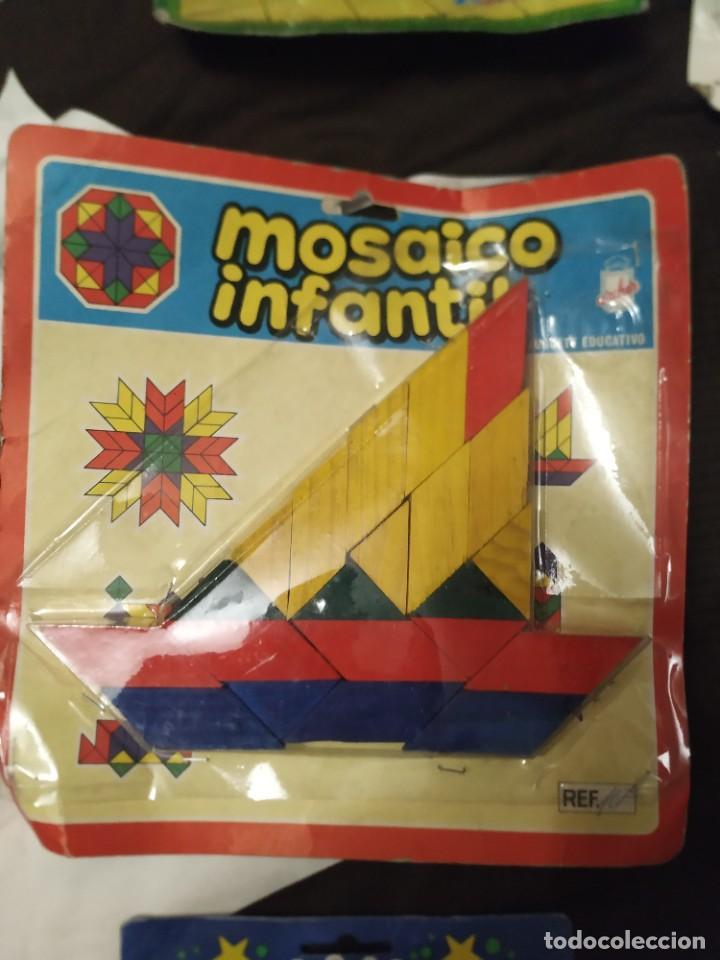 MOSAICO INFANTIL (Juguetes - Juegos - Educativos)