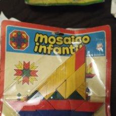 Juegos educativos: MOSAICO INFANTIL. Lote 269162558
