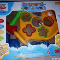 Juegos educativos: FUNNY FISH SHADED. Lote 268981599