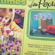 Juegos educativos: PERFUMES DE LA SEÑORITA PEPIS. Lote 269270723