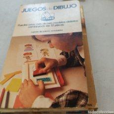 Jogos educativos: JUEGOS DE DIBUJO PEQUEÑA MODA DE GEYPER. Lote 272338258